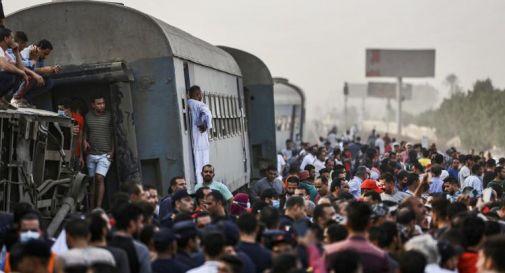 Egitto, incidente ferroviario: 11 morti e quasi 100 feriti