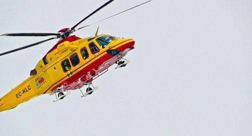 Valdobbiadene, dispersi tra le colline da ieri sera: li cercano con l'elicottero