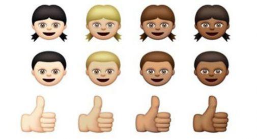 Presto da Apple nuova tastiera emoji multi etnica e 'gay-friendly'
