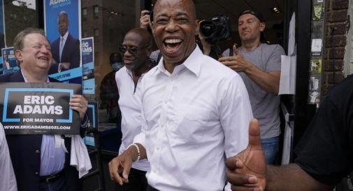 Usa, primarie New York: Eric Adams in vantaggio come candidato sindaco