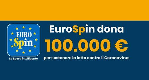 Eurospin dona €100.000 per combattere il Coronavirus