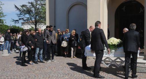 funerale Diego Zago