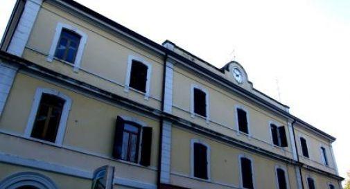 la stazione di Castelfranco
