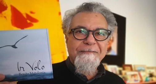 Il cantautore Benito Madonia con il suo ultimo album