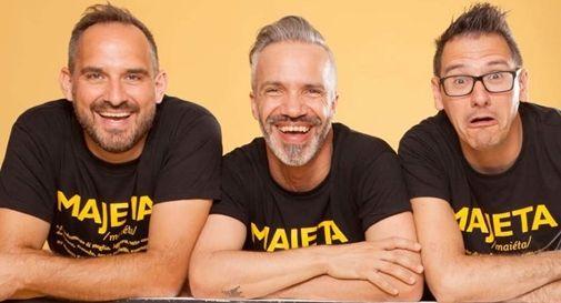 Il trio comico Marco e Pippo