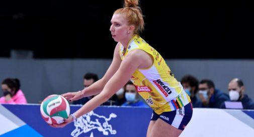 Sarah Fahr confermata all'Imoco Volley