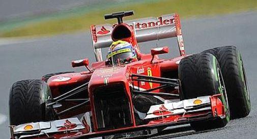 F1, nelle libere dominio Red Bull