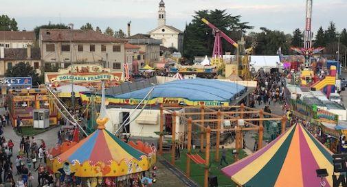 Al via le fiere di San Luca, il luna park itinerante più grande d'Italia