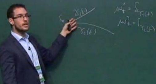 E' italiano il 'Nobel della matematica'