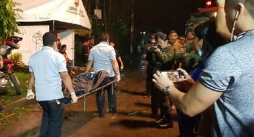Aereo ambulanza precipita su resort: nove morti