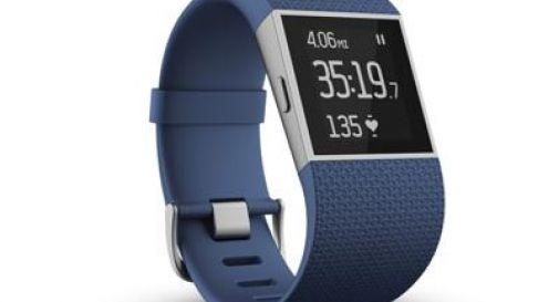 Fitbit Surge, smartwatch dedicato a chi ama il fitness