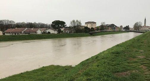 Piove a dirotto, attivato il servizio piena per i fiumi Monticano e Livenza