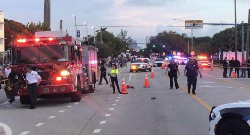 Florida, camion su parata Pride: un morto