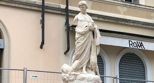 fontana Endimione a Valdobbiadene