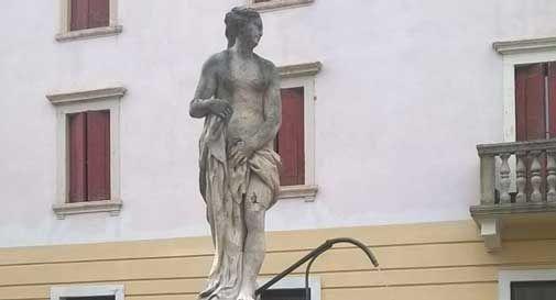 Vittorio Veneto, una raccolta firme per il restauro della fontana degli Arditi