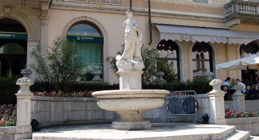 Fontana di Endimione - foto Gianni Desti