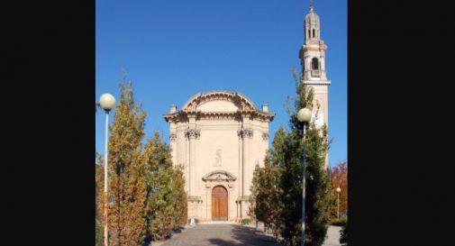 la chiesa di Fontane
