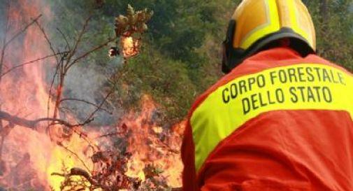 Inferno di fuoco in Sardegna