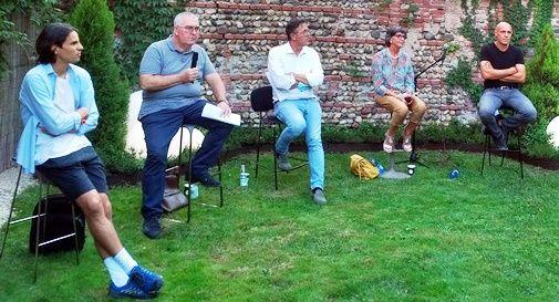 Confronto fra i candidati a Castelfranco