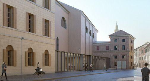 Nuova sede del Conservatorio Steffani: inizio lavori previsto per il 2022