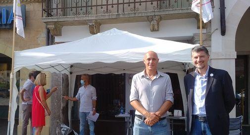Cristian Bernardi è il candidato sindaco del M5S per Castelfranco