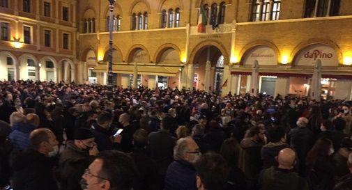 Dalla piazza al Prefetto: i manifestanti di lunedì scorso ricevuti dalla Laganà