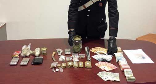 droga san pietro di feletto 2 giovani arrestati