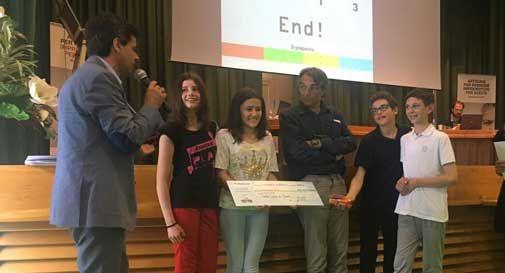 Le scuole di Santa Lucia di Piave e Vazzola vincono Ecospeed Competition