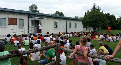 Alla casa scout di Borgo Furo ospiti 120 bambini dei centri estivi di Treviso