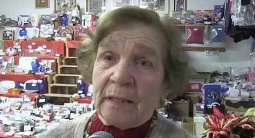 Auguri! Anche da Matteo Renzi: Francesca Meneghin ha compiuto 90 anni