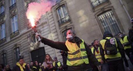 La rivoluzione francese dei gilet gialli