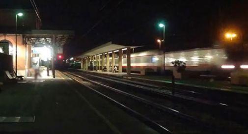 L'episodio è accaduto lo scorso weekend in stazione a Mestre