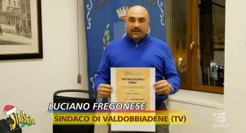 Il sindaco di Valdobbiadene su