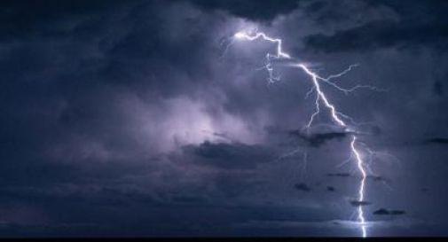 Netturbino muore colpito da un fulmine