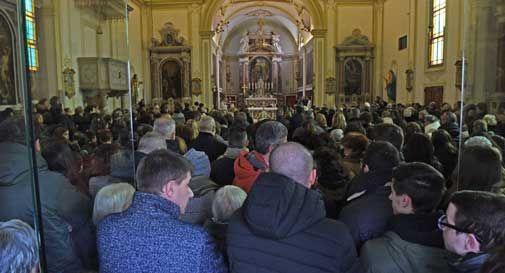 Funerale Emma Vitulli