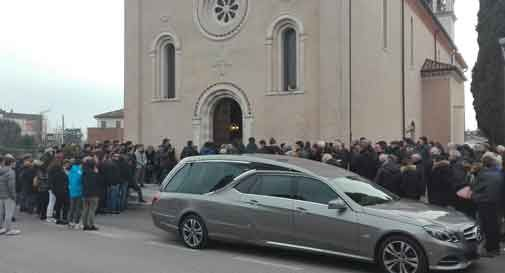funerale massimo pizzol