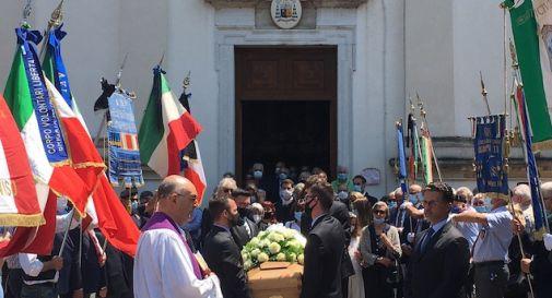 funerale Aldo Tognana