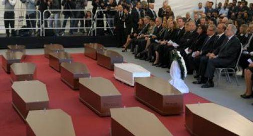 Strage immigrati, funerali a Malta per le vittime del canale di Sicilia