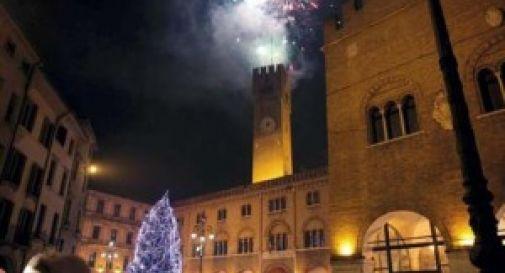 fuochi artificiali a Treviso