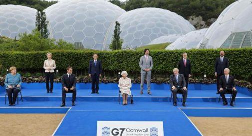 G7 2021 Cornovaglia,