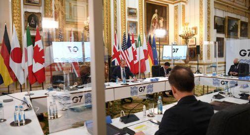 G7, due positivi al Covid in delegazione India a Londra