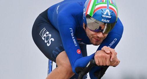 Mondiale cronometro, Ganna campione: bis in Belgio