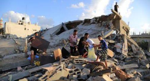 Gaza, è scattata l'offensiva di terra dell'esercito israeliano