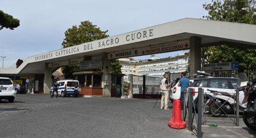 Papa Francesco operato al colon, il Pontefice