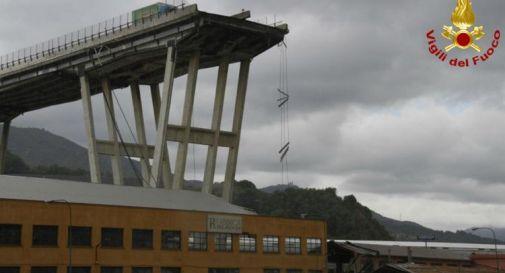 Ponte Morandi, chiuse le indagini sul crollo