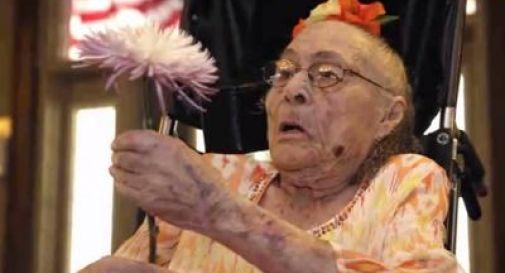 Morta a 116 anni Gertrude Weaver: per 6 giorni è stata la persona più anziana del mondo