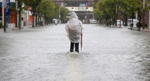 Giappone, 800mila evacuati per piogge torrenziali