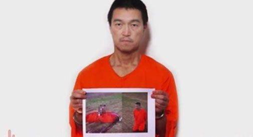 Is decapita uno dei due ostaggi giapponesi