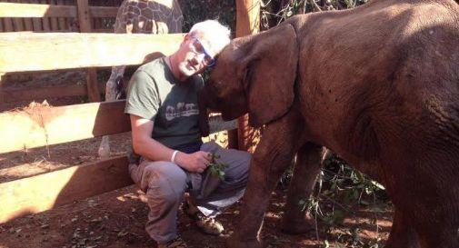«In Kenya per salvare gli animali»
