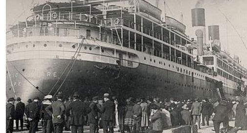 15-2-1929, Mario Bergoglio arriva a Buenos Aires a bordo della Giulio Cesare